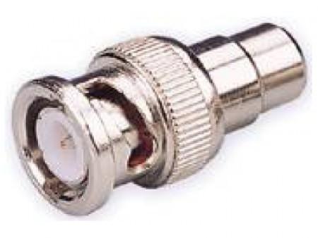 Konektor BNC(M)-RCA(F) RG59 ( 017-0096         )