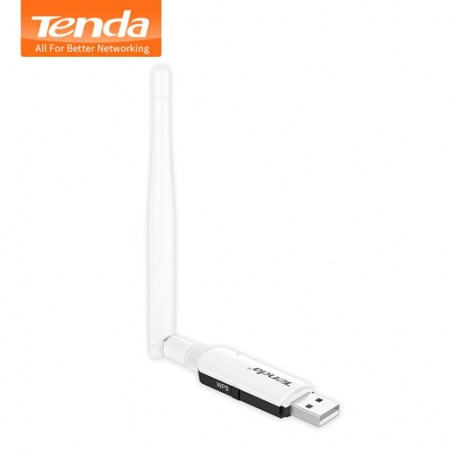 Tenda U1 USB Wireless adapter 300MB/S ( 061-0192         )