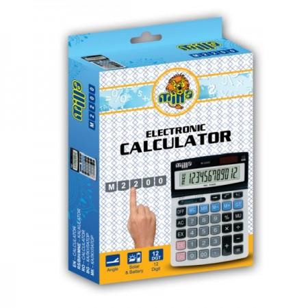 Kalkulator M-2200 ( 10/0539 )