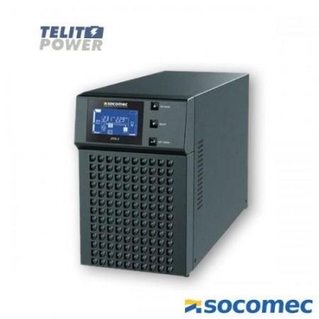 UPS SOCOMEC ITYS-E 1000VA/800W  ITY-E-TW010B ( 1957 )