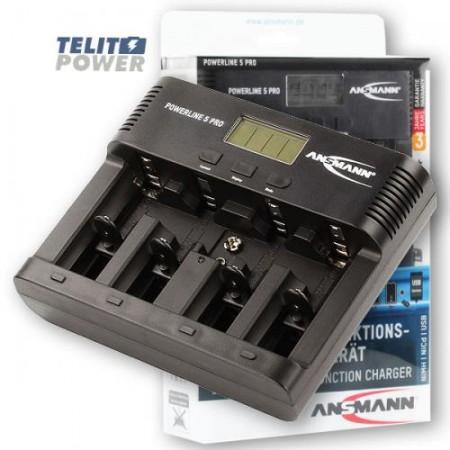 Ansmann NiMH / NiCd punjač  baterija PpowerLine 5 Pro ( 1076 )