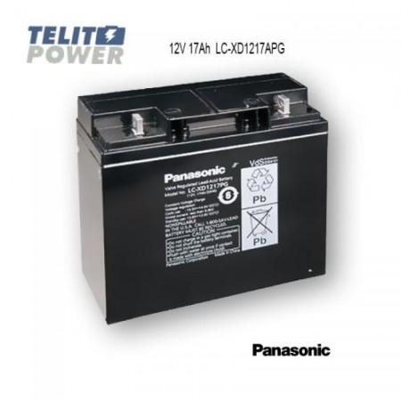 Panasonic 12V 17Ah LC-XD1217APG Panasonic ( 169 )
