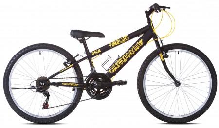 Adria bicikl spam 24/18ht crno-zuto 11 ( 918176-11 )
