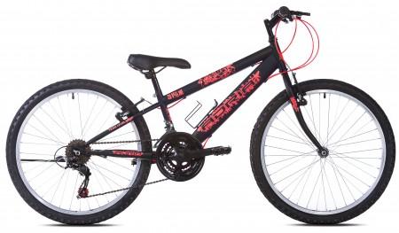 Adria bicikl spam 24/18ht crno-crveno 11 ( 918175-11 )