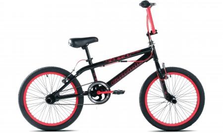 Capriolo bicikl totem bmx 20ht crno-crveno 10.5 ( 916153-20 )