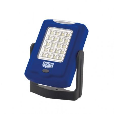 LED baterijska lampa 20+ 3 LED   ( PL6118 )