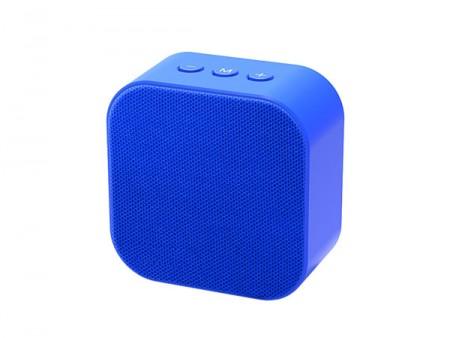 Xwave BT zvucnik 4.2 FM Radio MicroSD USB2.0 AUX line-in  Plavi ( B SQUARE blue )