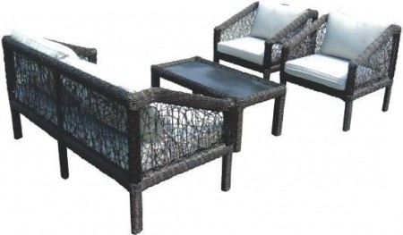 Picaso sofa set - bez ( 035438 )