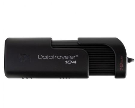 Kingston 16GB DataTraveler USB 2.0 flash DT104/16GB