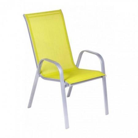Bastenska stolica zuta - como ( 046996 )