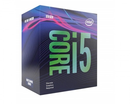 INTEL Core i5-9400F 6-Core 2.9GHz (4.1GHz) Box