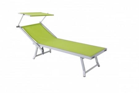 Alu. lezaljka za plazu bali - zelena ( 042029 )