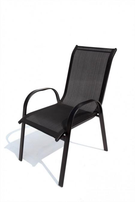 Bastenska stolica  crna -  como ( 041075 )