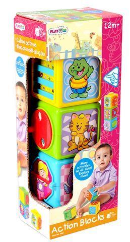 Kocke slagalice - igračka