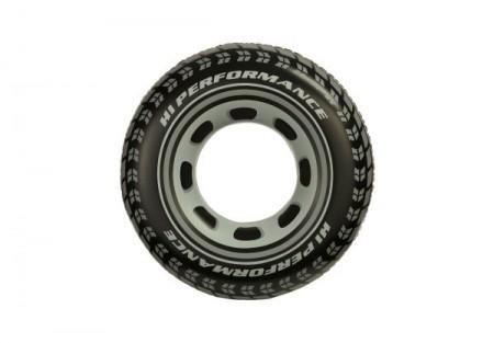 Intex šlauf sa dezenom auto gume 9+  91cm ( 14/59252NPI )
