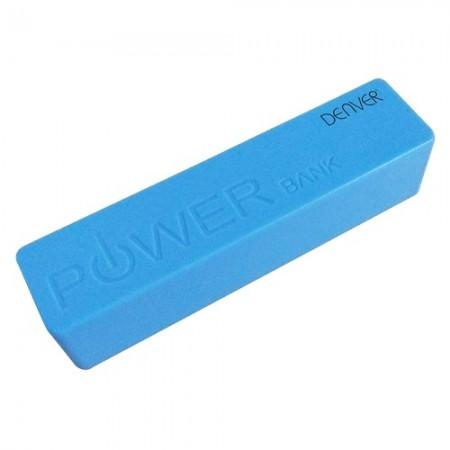 Denver prenosna baterija PBA 2600 plava