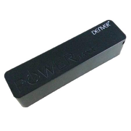 Denver prenosna baterija PBA 2600 crna
