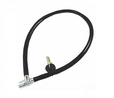 Brava na ključ sajla crna 8x600 mm ( 040007 )