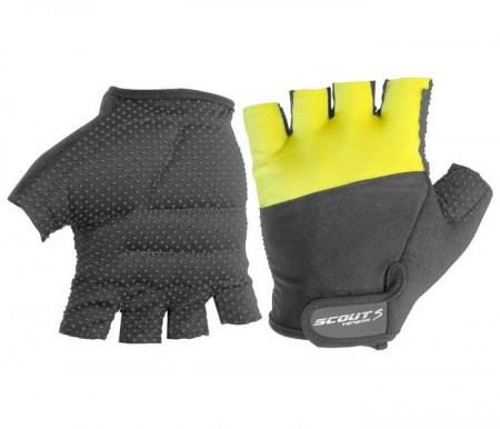 Rukavice Anti Slip Silikon crno-žute vel.XL ( 160006 )