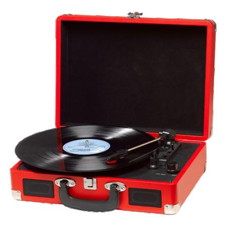 Denver VPL-120 crveni gramofon