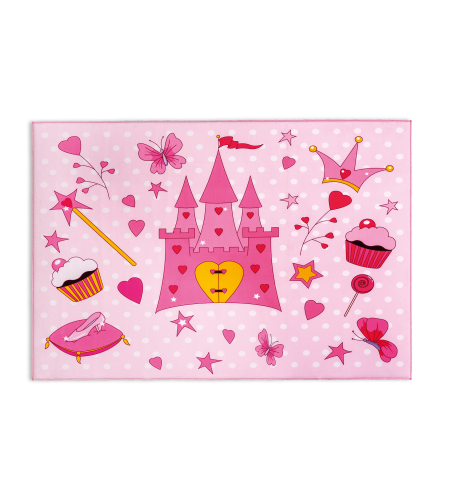 Cilek Soft princess tepih 100x150cm ( 21.07.7695.00 )