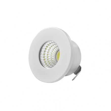 Ugradna LED lampa 3W toplo bela   ( LUG-111-3/WW )