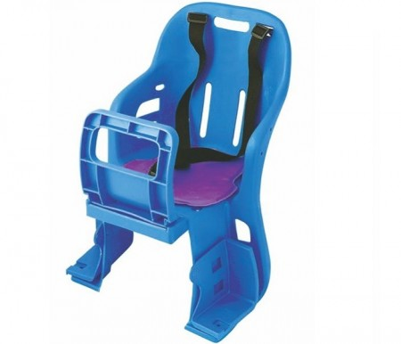 Sedište za decu PVC na paktreger plavo - manje ( 240032 )