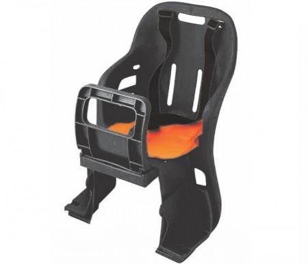 Sedište za decu PVC na paktreger crno - manje ( 240034 )