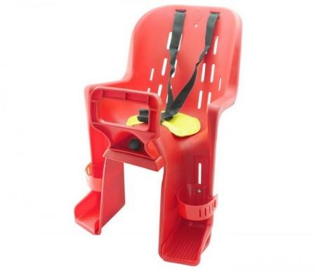 Sedište za decu PVC crveno na paktreger - veće ( 240002 )