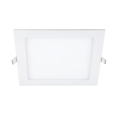 LED ugradna panel lampa 12W dnevno svetlo   ( LUP-P-12/W )