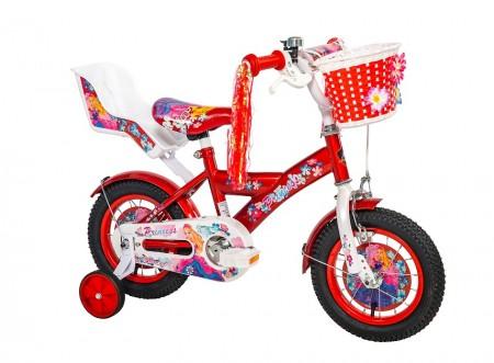 Dečiji Bicikl Princess 12 crvena ( 460143 )