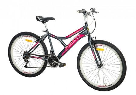 MTB Bicikla Casper 260 26/18 siva ( 650041 )