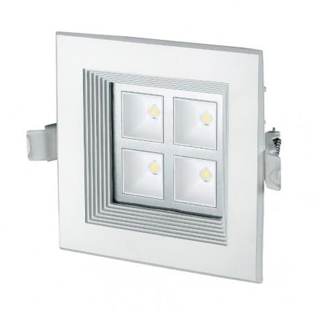 Ugradna LED lampa 4x1W dnevno svetlo   ( LUG835-4/W )