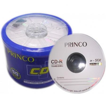 Princo CD-R 56X 50 komada-pakovanje ( 040-0031         )