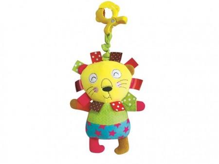 PrimeToys igračka na kačenje i povlačenje  muzički lavić  Lio ( 0127204 )
