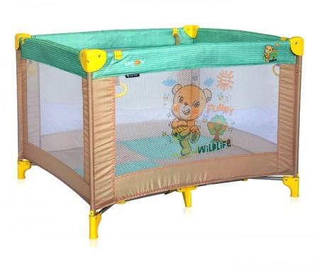 Lorelli Bertoni Ogradica play beige&green honey bear ( 10080051947 )