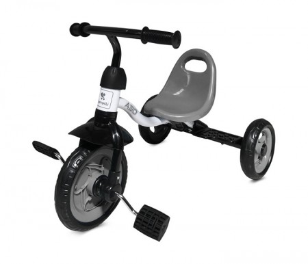 Lorelli Bertoni tricikl A30 - grey-white ( 10050380011 )