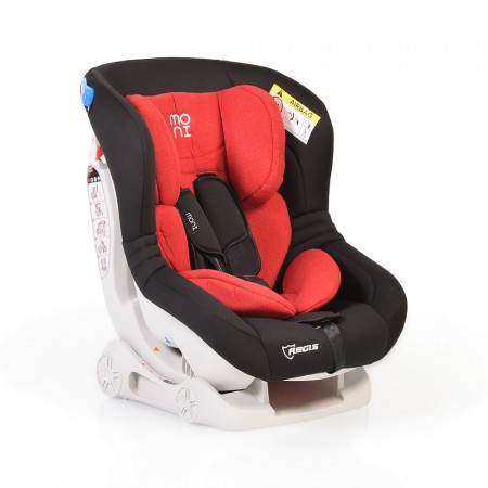 Cangaroo autosedište Aegis red-black 0-18kg 2019 ( CAN8797 )