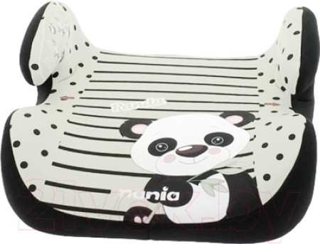 Auto-sedište nania topo panda grey ( 546113 )
