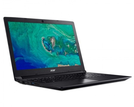 Acer Aspire A315-33-C4FZ 15.6 Intel N3060 Dual Core 1.6GHz (2.48GHz) 4GB 500GB 2-cell Windows 10 Home crni