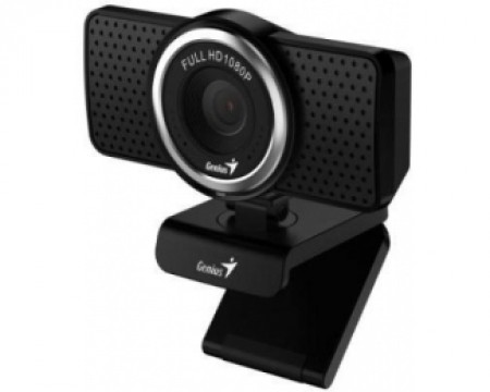 Genius ECam 8000 crna web kamera