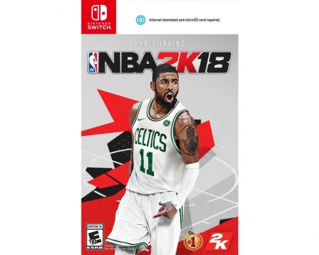 Take2 NBA 2K18 Switch