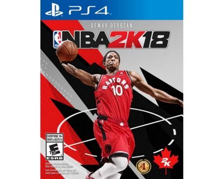 Take2 NBA 2K18 PS4