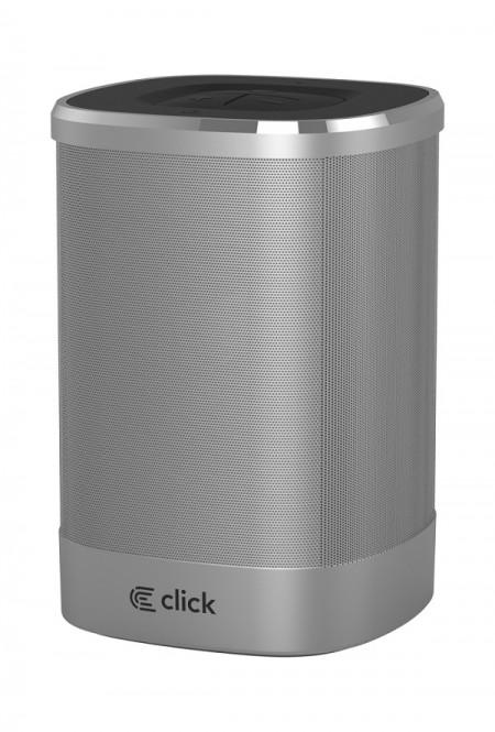 Click BS-L3-S Zvučnik bluetooth sa mikrofonom sivi ( BSL3S )