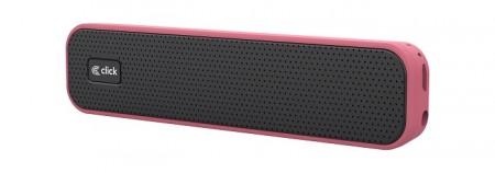 Click BS-L1-P Zvučnik bluetooth sa mikrofonom pink ( BSL1P )