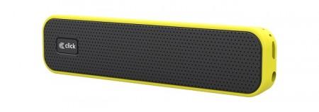 Click BS-L1-Y Zvučnik bluetooth sa mikrofonom žuti ( BSL1Y )