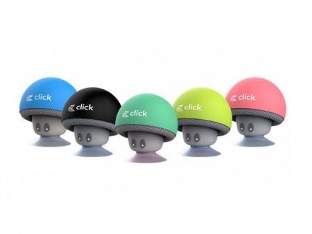 Click BS-R-M Zvucnik bluetooth Mushroom pastelno zeleni ( BSRMBG )