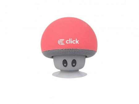 Click BS-R-M Zvucnik bluetooth Mushroom pink ( BSRMP )