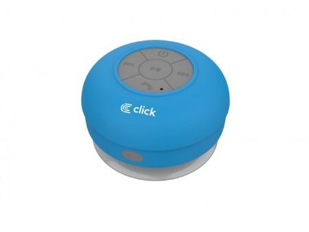 Click BS-R-WS Zvucnik bluetooth Waterproof Shower plavi ( BSRWSBL )