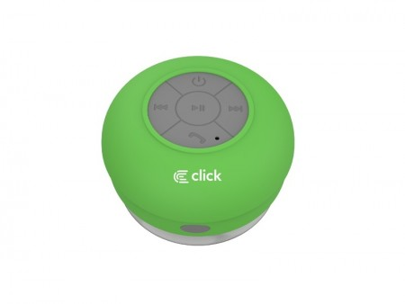 Click BS-R-WS Zvucnik bluetooth Waterproof Shower zeleni ( BSRWSZ )